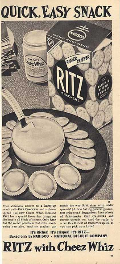 Ritz's Crackers (1954)
