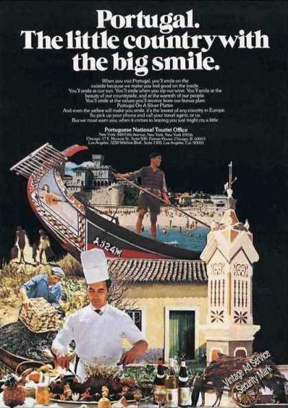 "Portugal ""Little Country With the Big Smile"" (1978)"