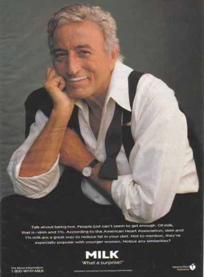 Tony Bennett – Got Milk? (1995)
