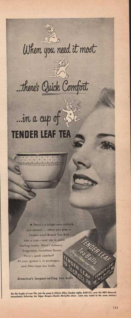 Tender Leaf Tea Balls (1942)