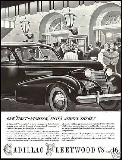 Cadillac Fleetwood Car Opera Theater (1939)