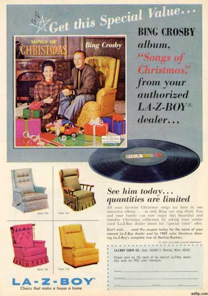 La-z-boy Chair Company's La-Z-Boy Recliners (1967)