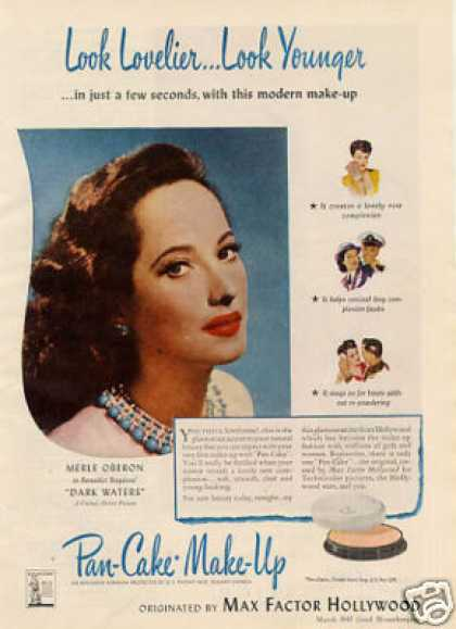 Vintage Beauty and Hygiene Ads of the 1940s (Page 40)