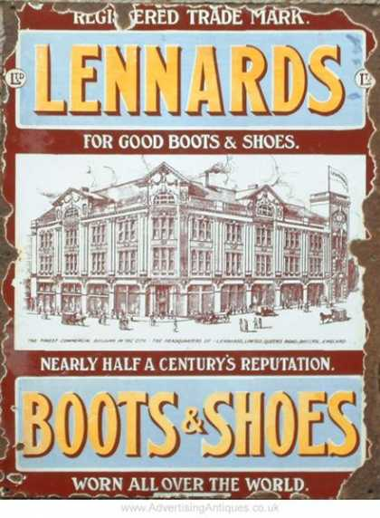 Lennards Boots & Shoes