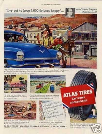 Atlas Tires (1953)