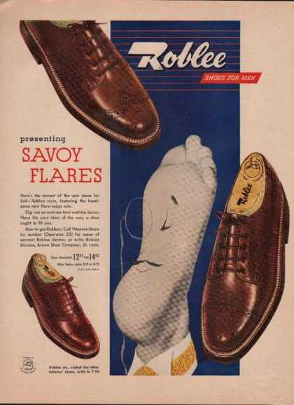 Roblee Dress Shoes for Men (1949)