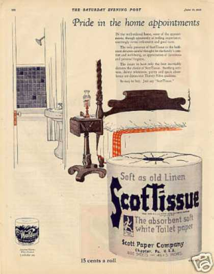 Scottissue Color (1926)