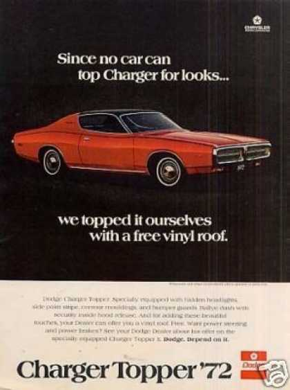Dodge Charger Car (1972)