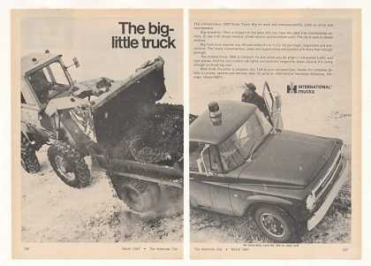 IH International Harvester 1500 Dump Truck (1967)