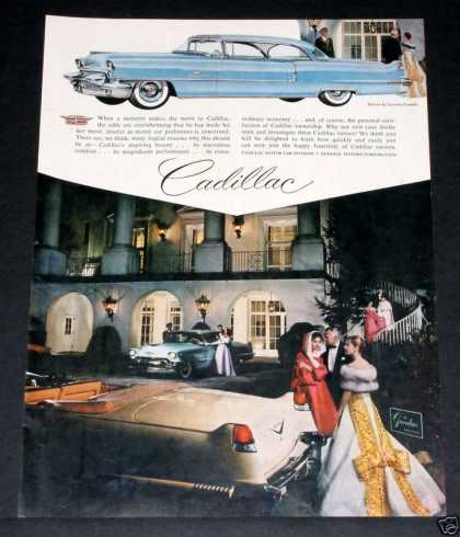 Cadillac, Inspiring Beauty (1956)