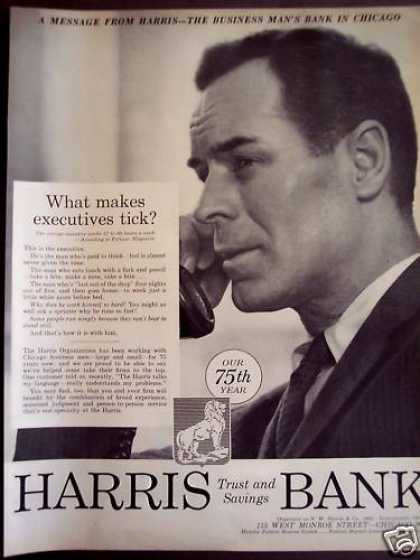Harris Trust and Savings Bank Chicago (1957)
