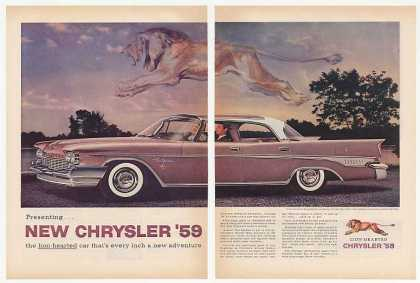 '58 1959 Chrysler New Yorker 4-Door (1958)