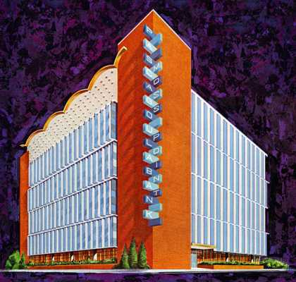 Bank Building Corporation of America (1961)