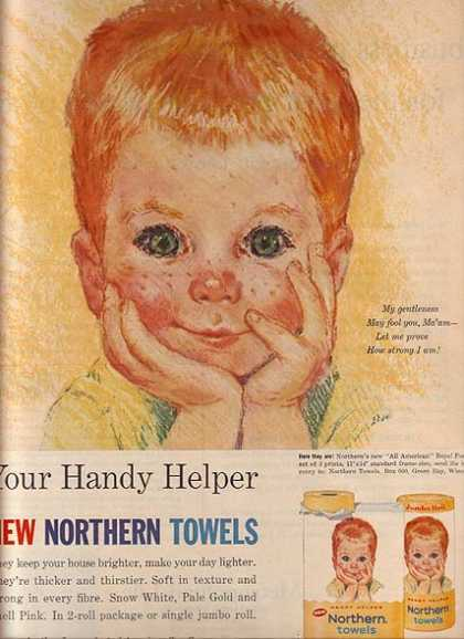 (Northern Towels) (1961)