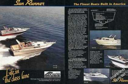 Sea Runner Boat Photos (5) Spokane Wa (1985)