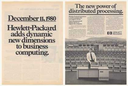 Hewlett-Packard HP 3000 Series 44 Computer (1980)