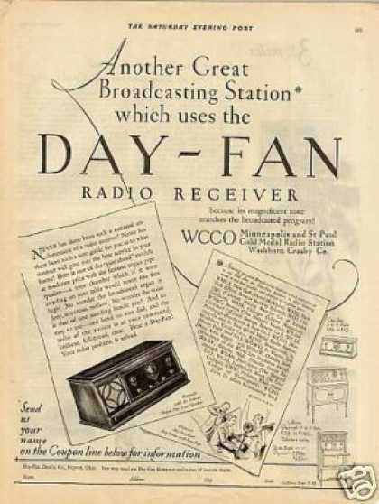Day-fan Radio Receiver (1926)