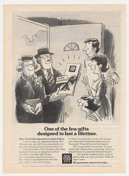 New York Life Insurance Anniversary Gift (1977)