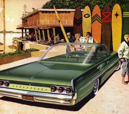 Pontiac Bonneville Sports Coupe (1961)