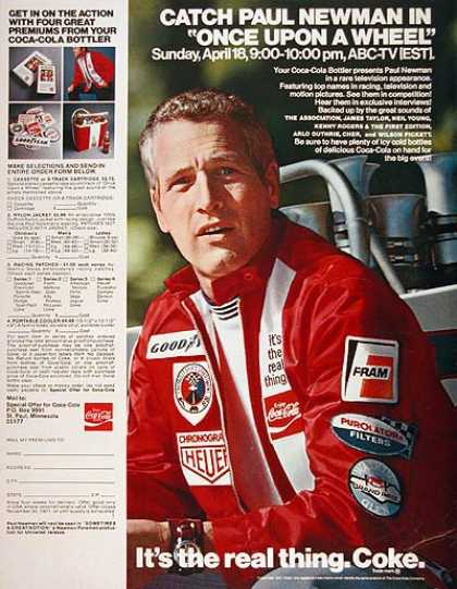 Paul Newman (1971)