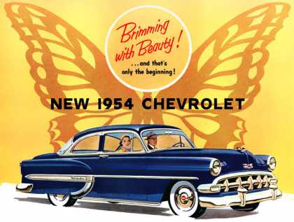 Chevrolet Bel Air (1954)