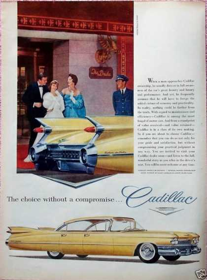 Cadillac The Drake Philip Hulitar Gowns Fur (1959)