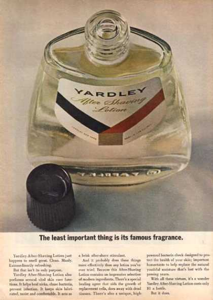 Yardley (1962)