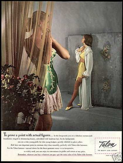 Talon Fastener Sexy Lingerie Women Photo (1948)