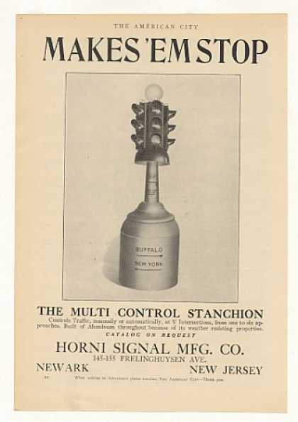 Horni Signal Multi Control Traffic Light (1925)