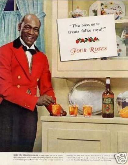Four Roses Whiskey (1940)