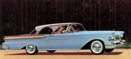 Mercury Montclair Phaeton Coupe (1957)