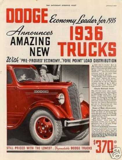 Dodge Truck Color (1936)
