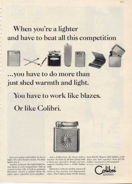 Colibri Lighter Photo (1964)