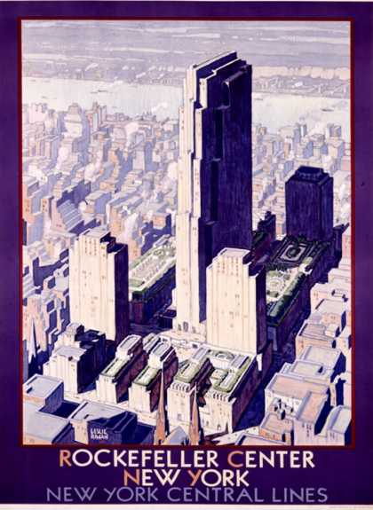 Rockefeller Center Railroad (1934)