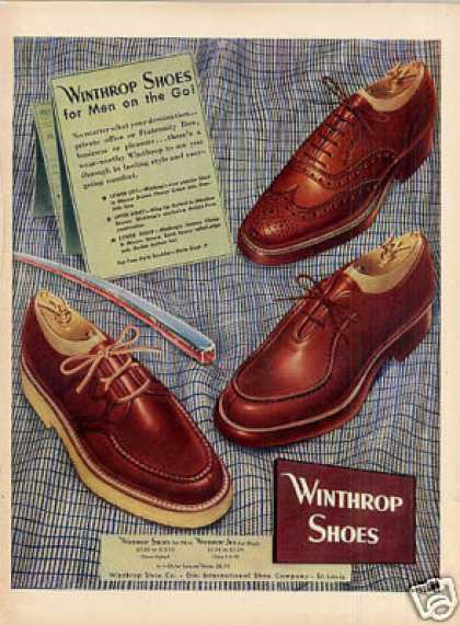 Winthrop Shoes (1947)