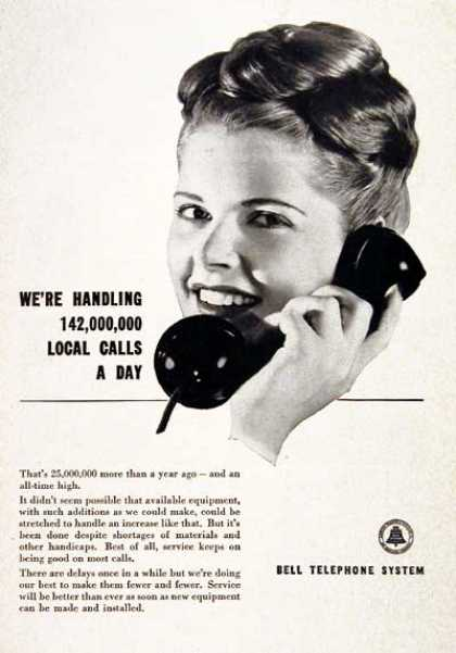 Bell Telephone System (1946)
