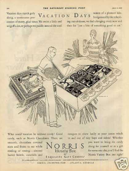 Norris Candy (1926)