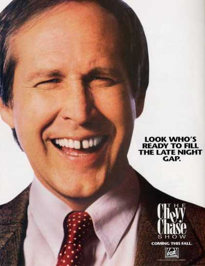 Fox&#8217;s Chevy Chase Show (1993)