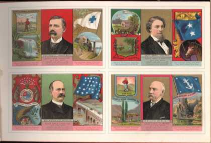W. Duke Sons & Co. – Governors, Coats of Arms – Image 12 (1888)