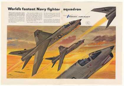 Vought Aircraft VF-32 Navy Fighter Squadron (1957)