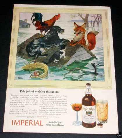 Imperial Whisky, Velveted (1944)