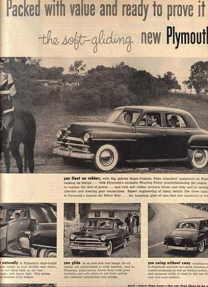 Chrysler's Plymouth (1950)