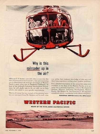 Western Pacific Railroad (1955)