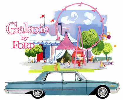 Ford Galaxie (1960)