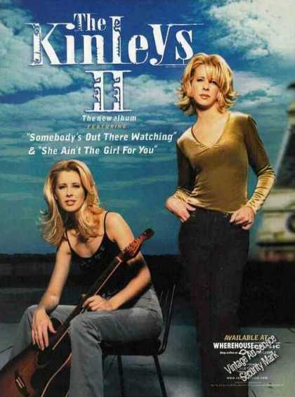 The Kinleys Photo Country Music Album Nice (2000)
