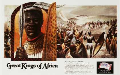 Great Kings of Africa