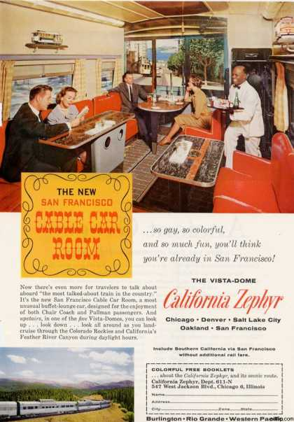 California Zephyr (1961)
