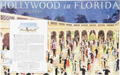 Hollywood in Florida