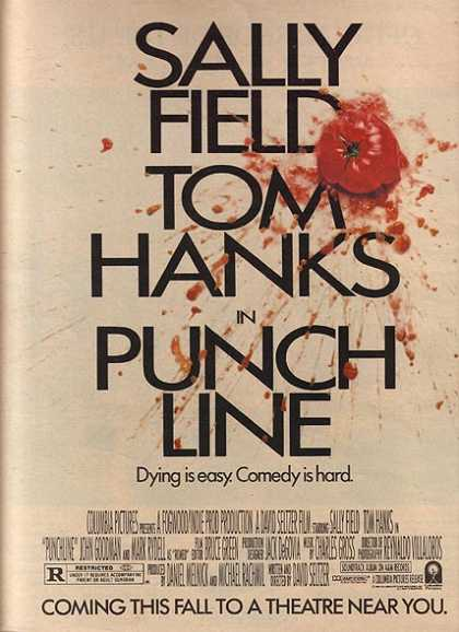 Punch Line (Sally Field and Tom Hanks) (1988)