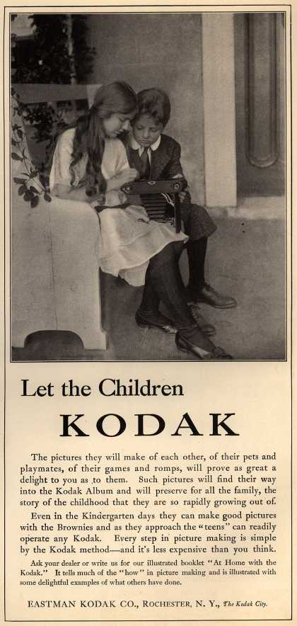 Kodak – Let the Children Kodak